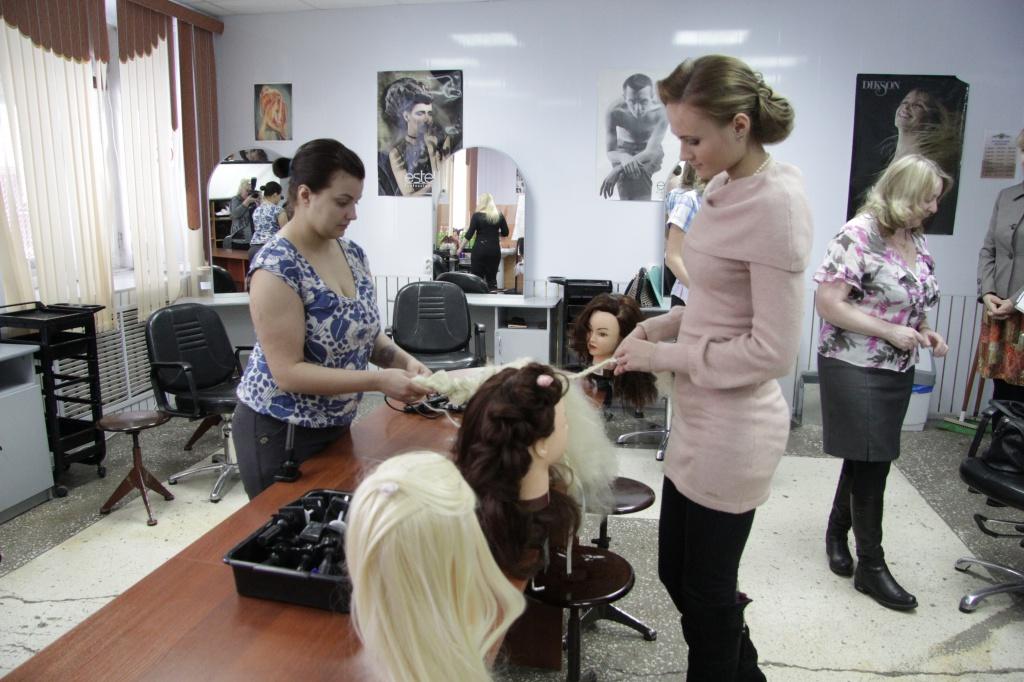 Мастер класс для парикмахеров уфа